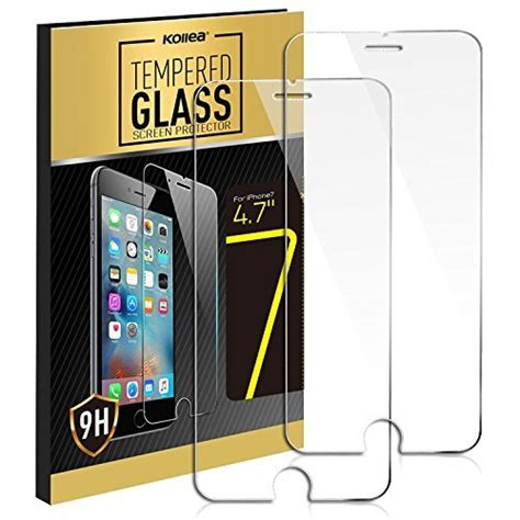 Screen Protector 9h Nano Glass Dellcell For Iphone 6s Plus iphone 7 screen co uk
