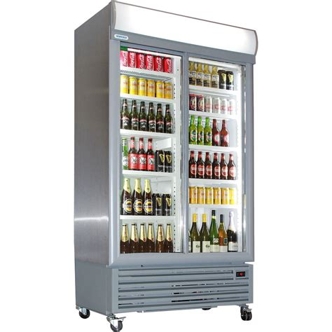 commercial refrigerator sliding glass doors sliding 2 door upright commercial bar fridge melbourne