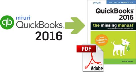 quickbooks tutorial ebook quickbooks 2016 the missing manual pdf download