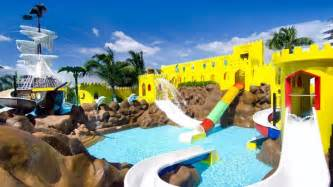 Ordinary Kids Decorated Rooms #2: Cancun-best-family-resort-kids-pool-water-slides-crown-paradise.jpg