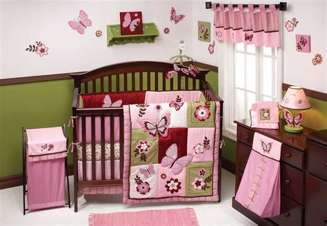 baby girl bedroom sets nojo baby bedding review giveaway two of a kind