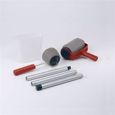home decorating tools kcasa 1 x small brush 1 x decorative paint roller painting