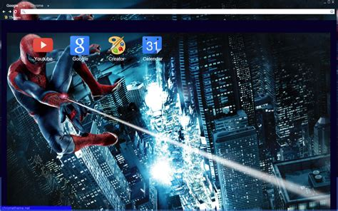 download themes for windows 7 spiderman amazing spiderman rainmeter theme for windows7