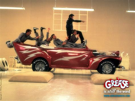 Grease Lightning Car Images Greased Lighting Goes To Car Heaven The Same Week As Jeff