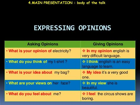 How To Pronounce Idea 5 expression opinions
