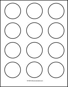 2 inch circle template 2 inch circle template printable search results