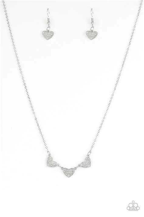 Another Love Story - Silver - Paparazzi Accessories – The