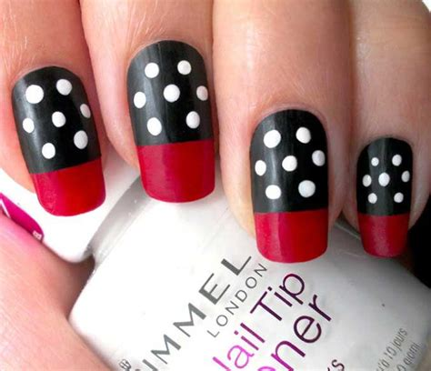 Basic Nail Design by 10 Simple Nail Designs That You Can Try At Home