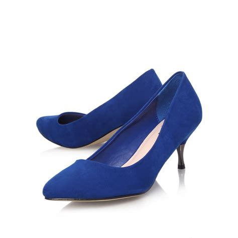 blue shoes low heel blue shoes mad heel