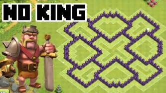 Clash of clans th7 hybrid base best town hall 7 defense without the