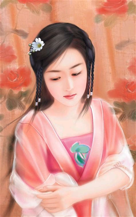 new chinese girls painting 20 most beautiful chinese woman paintings around the world