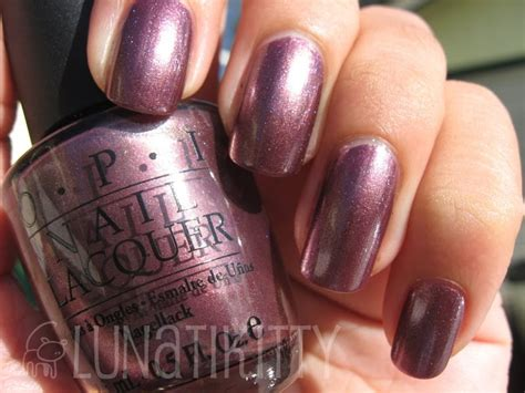 Opi 2010 Hong Kong Collection Meet Me On The Ferry Nail Lacquer Review by Lunatikitty Opi Meet Me On The Ferry