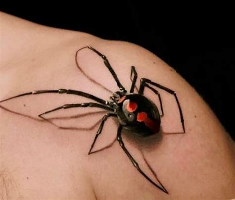 3d spider tattoo 270 best 3d images on 3d tattoos