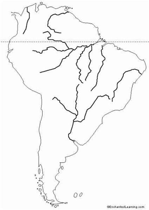 south america map outline blank blank map of south america map travel