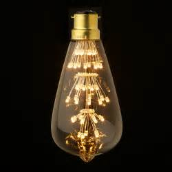 Edison Led Light Bulbs 3 Watt Vintage Led Teardrop Bulb