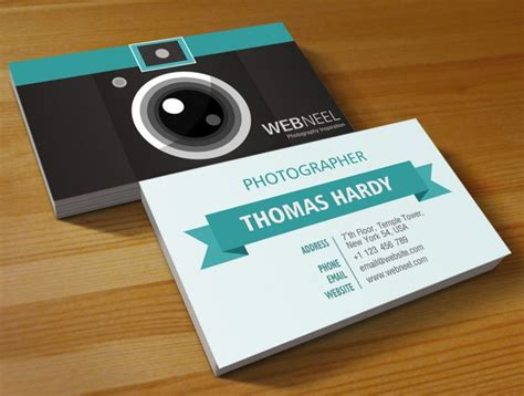 Card Templates For Photographers