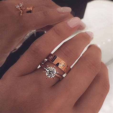 The 25  best Cartier love ring ideas on Pinterest