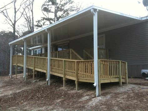 Patio Covers With Metal Roof Porches Patio Covers More Brown S Metal Roofing
