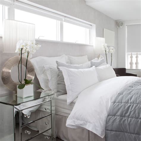 white and grey bedrooms white bedroom ideas with wow factor ideal home