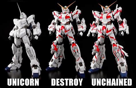 Unicorn Banshee 1 100 Daban Model Mg Master Grade pg 1 60 rx 0 unicorn gundam release info box and