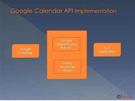 Calendar Api Calendar Api With Javascript Codeproject