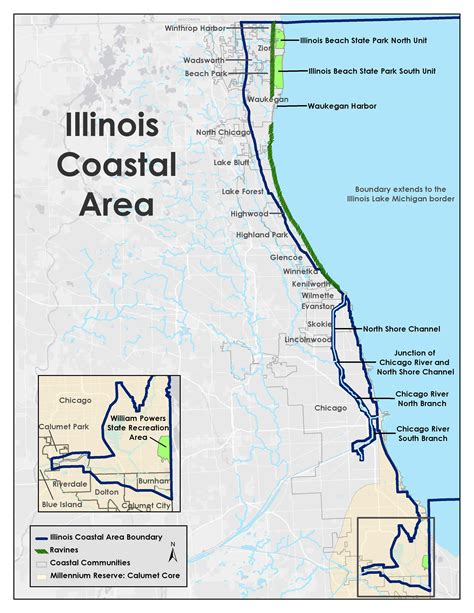 Mba Programs In Lake County Il by Coastal Management Program