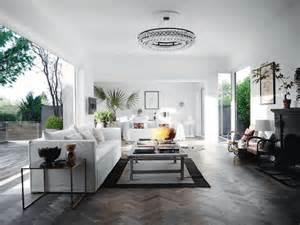 Danish Design Home Decor herringbone grey interior home decor trend home design and decor