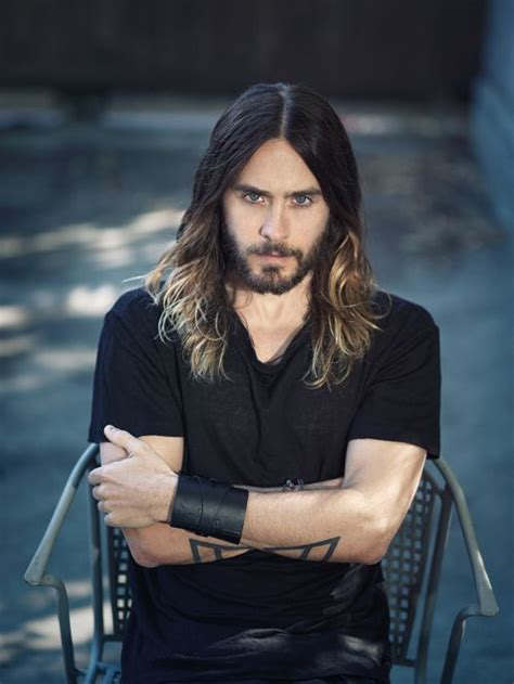 jared leto is right good riddance to the man bun and the 25 best ideas about jared leto long hair on pinterest