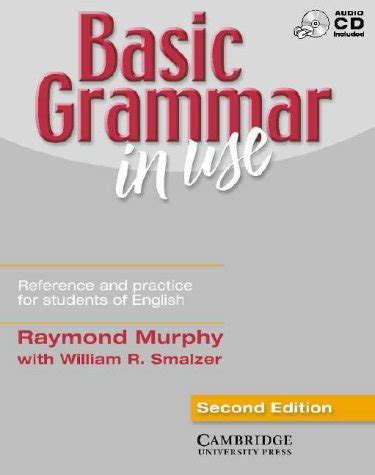 students basic grammar of basic grammar in use without answers with audio cd reference and practice for students of