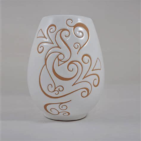 vasi artigianali vaso a goccia cm 30 stilizzata kernos ceramiche