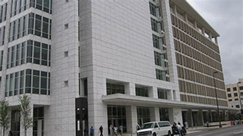 Allen County Court Search Jury Duty Canceled At George Allen Courts Building Wfaa