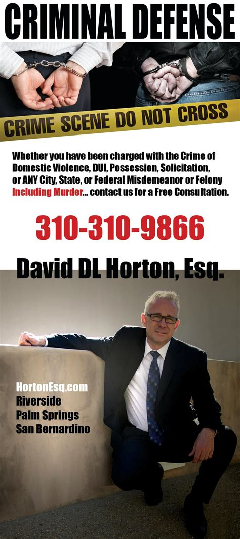 Attorney Riverside Ca 5 by Attorney Riverside Ca David Dl Horton Esq Assoc