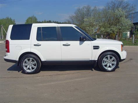 land rover 2009 2009 land rover discovery pictures 2720cc diesel