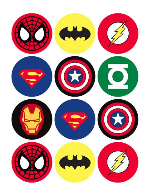 printable marvel stickers where to find free superhero printables superhero