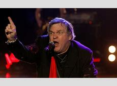 NY Post kills Meat Loaf in digital editions — singer not ... Meat Loaf