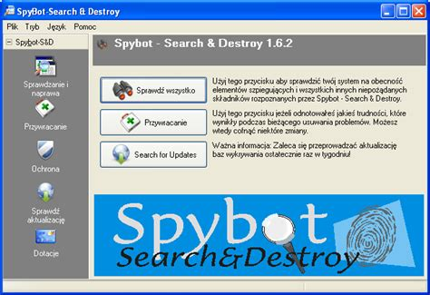 Search Free Search Spybot Search Destroy Portable