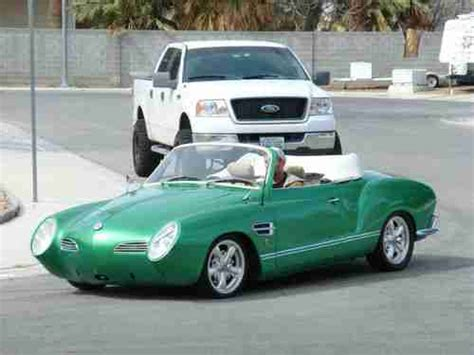 karmann ghia race car sell used karmann ghia rod custom convertible