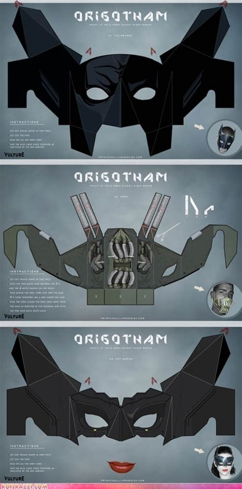 How To Make Batman Mask Out Of Paper - 25 best ideas about mask on
