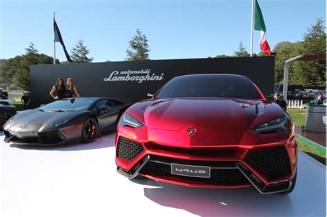Type Of Lamborghini Urus Suv Is The Right Type Of Vehicle For Lamborghini S