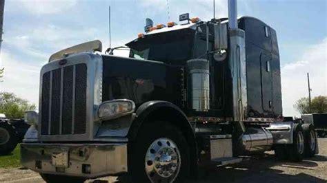 Extended Sleeper Trucks by Peterbilt 379 Extended 2007 Sleeper Semi Trucks