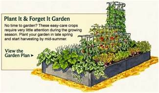 How To Layout A Vegetable Garden Vegetable Garden Planner Layout Design Plans For Small Home Gardens