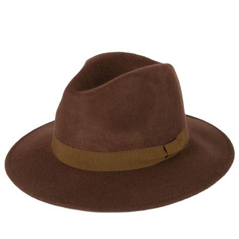 Handmade Fedora - s handmade fedora hat made in italy 100 wool