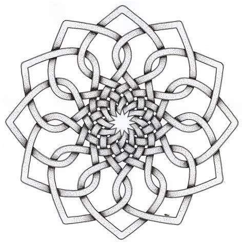 pattern in sketch pattern 18 drawing by hakon soreide