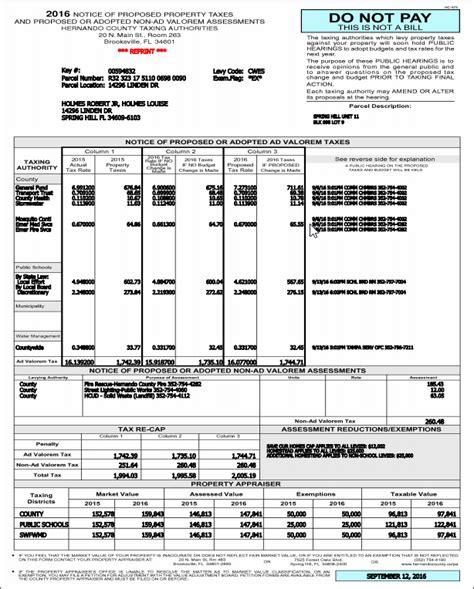 Hernando County Florida Property Records Hernando County Property Appraiser