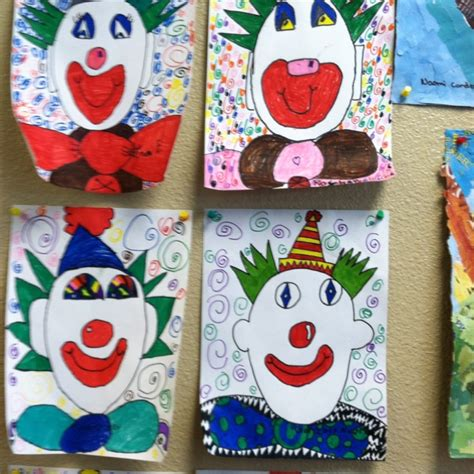 clown crafts for 17 best images about clown projects on