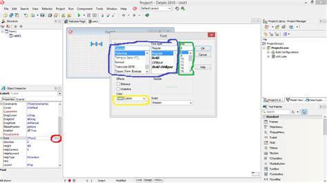 cara membuat jam digital di html cara membuat jam digital di delphi beemble indonesia