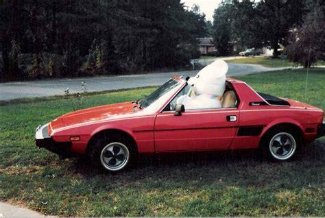 1979 Fiat X19 by My 1979 Fiat X19 Fiat