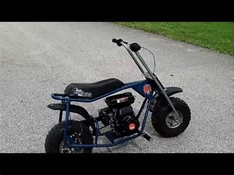 doodle bug mini bike spark baja doodle bug minibike 2 8hp how to save money and do