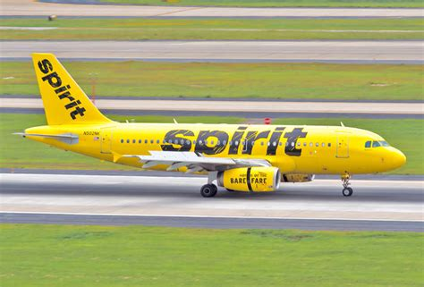 cheap flights spirit airlines offers steep discounts on domestic airfare