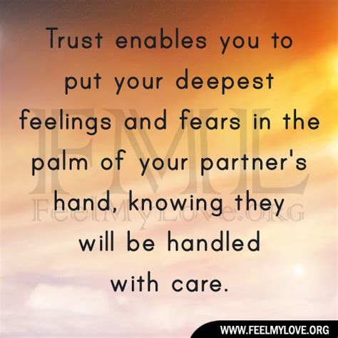 Trust Your trust your feelings quotes quotesgram